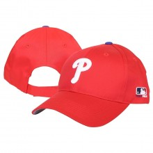 MLB Officially Licensed Philadelphia Phillies Adjustable Baseball Hat Cap Lid Toque