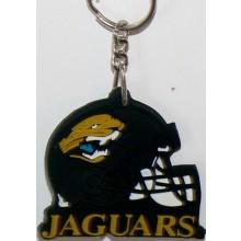 Jacksonville Jaguars NFL Licensed Key Chain Ring
