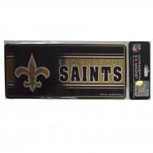 New Orleans Saints 8-Inch 3D Magnet