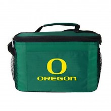 NCAA Officially Licensed Oregon 6-Pack Insulated Cooler Bag