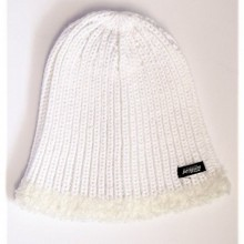 NHL Licensed Pittsburgh Penguins White Beanie Hat