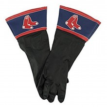 MLB Licensed Boston Red Sox Latex Dish/Cleaning Gloves