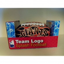Officially Licensed MLB San Diego Giants Pro Splash Football