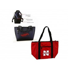 NCAA Nebraska Cornhuskers Licensed 30 Can Tote Bag Cooler