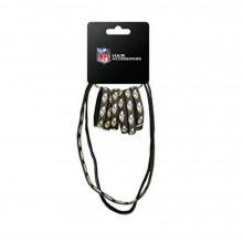 NFL Officially Licensed Baltimore Ravens Ponytail Holder and Headband Set