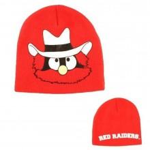 Red Raiders Mascot Beanie