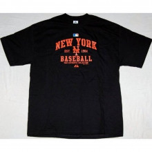 MLB Officially Licensed New York Mets Authentic Collection Established Shirt Size Large