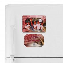MLB Officially Licensed St. Louis Cardinals Photo Frame Magnet Set