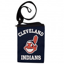 Cleveland Indians Game Day Pouch (Blue/Red/White)