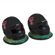 Texas Tech Red Raiders Helmet Salt and Pepper Shakers