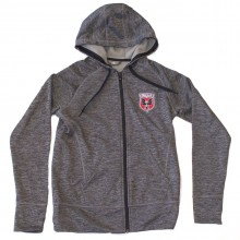 MLS Officially Licensed DC United Zip Up Logo Hoodie