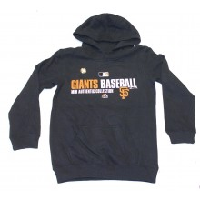 MLB Officially Licensed San Francisco Giants YOUTH Hooded Sweatshirt