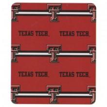 Texas Tech Red Raiders 3 Bar Repeater Fleece Throw Blanket