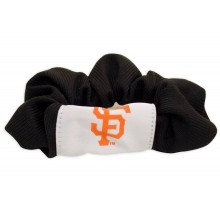 MLB San Francisco Giants Hair Twist Ponytail Holder