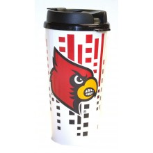Louisville Cardinals 32-ounce Single Wall Hype Tumbler