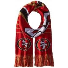 San Francisco 49ers Big Logo Scarf