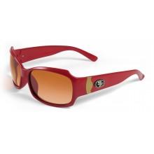 San Francisco 49ers Red Bombshell Sunglasses