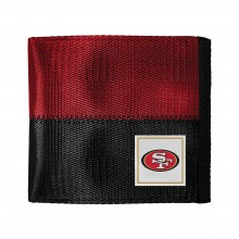 San Francisco 49ers Belted Bifold Wallet