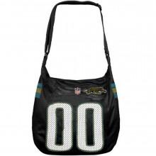 NFL Jacksonville Jaguars Black Veteran Jersey Tote Bag