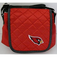 NFL Officially Licensed Arizona Cardinals Quilted Purse