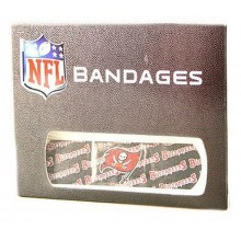 NFL Officially Licensed Team Bandages (Tampa Bay Buccaneers)