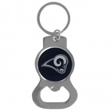 Los Angeles Rams Bottle Opener Keychain