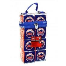 MLB Officially Licensed New York Mets Softee Block Set