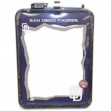 MLB Officially Licensed San Diego Padres Repeater Dry Erase Board with Dry Erase Marker