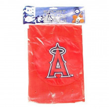 Anaheim Angels Red Sport Utility Laundry Bag
