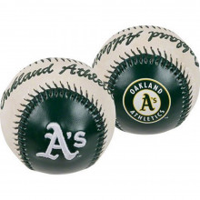 MLB Officially Licensed Oakland Athletics Embroidered Baseball