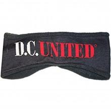 MLS Licensed D.C. United Fleece Lined Team Name Ear Warmer Headband