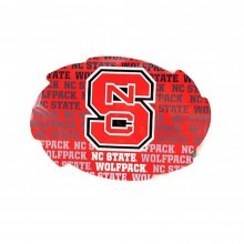 NCAA Officially Licensed North Carolina State Wolfpack Repeating Design Swirl Magnet