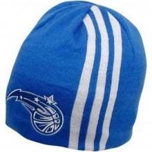 NBA Officially Licensed Orlando Magic Vertical Stripe Fashion Color Beanie Hat Cap Lid Toque
