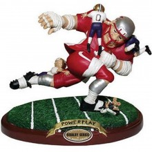 NCAA Officially Licensed Limited Edition Washington State Cougars Powerplay Rivalry Figurine