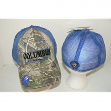 NCAA Columbus Cottonmouths Realtree Trucker Baseball Hat
