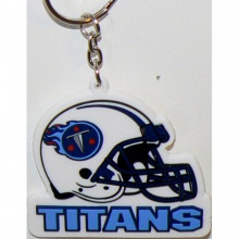 Tennessee Titans NFL Licensed Key Chain Ring