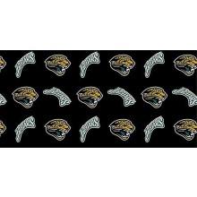 Jacksonville Jaguars Flat Wrapping Paper