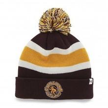 Cleveland Cavaliers '47 Brand Breakaway Pom Cuffed Knit Beanie Hat Cap Lid