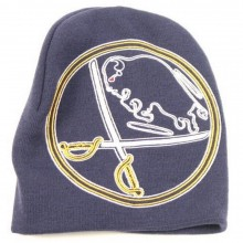 NHL Buffalo Sabres Hyper Logo Team Fan Beanie