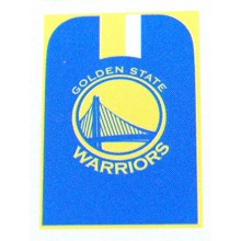 """NBA Officially Licensed Golden State Warriors 1.5""""x 47"""" Fan Flag Cape Banner"""