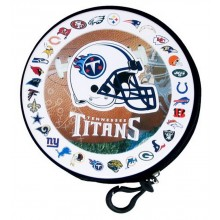 Tennessee Titans Team Logo CD/DVD Case