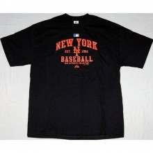 MLB Officially Licensed New York Mets Authentic Collection Established Shirt