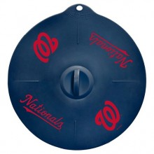"Washington Nationals 9"" Silicone Lid"
