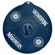 "Seattle Mariners 9"" Silicone Lid"