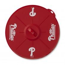 """Philadelphia Phillies 9"""" Silicone Lid"""