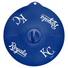 "Kansas City Royals 9"" Silicone Lid"