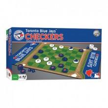 Toronto Blue Jays Team Checkers