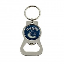 Vancouver Canucks Bottle Opener Keychain
