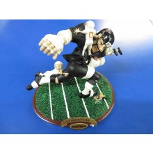 NCAA Officially Licensed Limited Edition Texas Tech Red Raiders Powerplay Rivalry Figurine