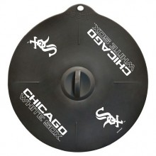 "Chicago White Sox 9"" Silicone Lid"